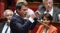 Valls propose des cellules de «community managers» et de hackers contre le discours djihadiste sur internet, alors qu'il n'a toujours pas ordonné le déréférencement des sites-phares de la propagande…
