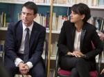 La réforme du collège de Najat Vallaud-Belkacem soutenue par Valls et Peillon: égalité et «valeurs» maçonniques