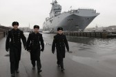 Mistral : la France s'oppose à la Russie sur l'indemnisation