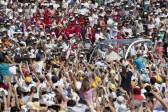 A Sarajevo, le pape François appelle à la paix