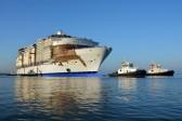 La photo: Harmony of the Seas, le plus grand paquebot du monde