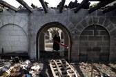 Israël: incendie et graffitis antichrétiens en hébreu dans le sanctuaire de Tabgha