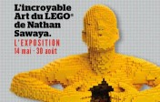 "EXPOSITION ART CONTEMPORAIN / ENFANTS ""L'art du LEGO"" ♥♥"