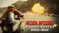 ACTION Mission Impossible-Rogue Nation ♠