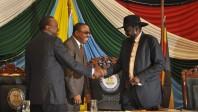 Soudan du sud: un accord contraint et forcé