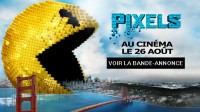 SCIENCE-FICTION / COMEDIE : Pixels ♥♥