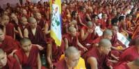 Endoctrinement contre le séparatisme: les moines du Tibet sous contrôle du gouvernement chinois