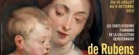 Exposition PEINTURE De Rubens à Van Dyck, les chefs d'œuvres flamands de la collection Gerstenmaier•