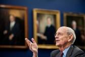 Le juge Stephen Breyer, de la Cour Suprême, revient sur la peine de mort aux États-Unis… dans son livre