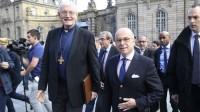 Selon Bernard Cazeneuve, «Les valeurs républicaines sont largement celles de l'Evangile»