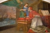 Saint Pie V a la vision de la victoire de Lépante