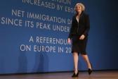 Pour Theresa May, ministre de l'Intérieur du Royaume-Uni, l'immigration de masse rend impossible la «cohésion sociale»