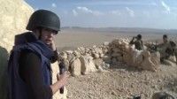 La vidéo: Pour la première fois, un journaliste a pu aller sur le site de Palmyre depuis qu'il est contrôlé par l'Etat islamique.