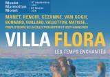 PEINTURE: Villa Flora-Les temps enchantés ♥