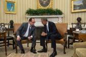 Qu'allait faire Hollande chez Obama?