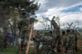 En Macédoine aussi, une clôture pour bloquer le passage des migrants