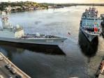 La Marine chinoise mouille à Cuba pour la première fois