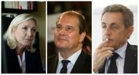 Course en tête du Front national aux élections régionales