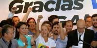 Au Venezuela, l'opposition de droite obtient la majorité absolue au parlement