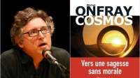 Cosmos : Michel Onfray, éditions Flammarion 2015, 563 pages,  22,90 euros.