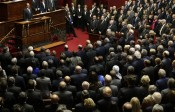 François Hollande défend sa réforme face au Conseil constitutionnel