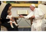 Le pape François participera à la cérémonie de lancement de l'anniversaire de la Réforme de Luther, en Suède