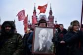 Poutine contre Lénine, l'homme qui a fait «exploser» la Russie… en 1991