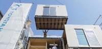 La vidéo: Toyota construit des maisons en moins de vingt-quatre heures