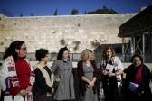 Approbation par Israël d'un espace de prière mixte au mur des Lamentations