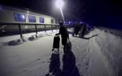 """""""Froid"""" et """"mauvais accueil"""": des milliers de migrants irakiens annulent leur demande d'asile en Finlande"""