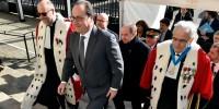 François Hollande pour «un état de droit protecteur»