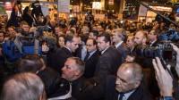 François Hollande chahuté au Salon de l'agriculture