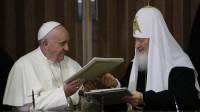 Pape François, patriarche Cyrille: syncrétisme révolutionnaire à Cuba