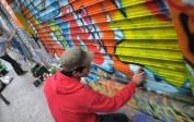 Paris, ou la politique du graffiti