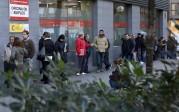 Le chômage baisse dans la zone euro, sans retrouver son niveau d'avant la crise