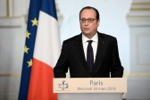 François Hollande abandonne sa révision de la Constitution