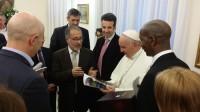 Conversation politique avec le pape François.
