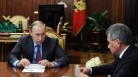 Poutine ordonne le retrait de la majorité des troupes russes de Syrie