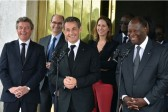 Sarkozy l'africain