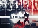 POLICIER  Triple 9 ♥♥♥