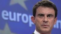 Manuel Valls face à Bruxelles