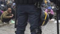 «73% des réfugiés de Calais ont fait l'expérience de violences policières ou d'attaques de l'extrême droite» – vraiment?