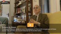 """""""Amoris Laetitia""""</br>L'exhortation apostolique du pape François</br>Entretien exclusif à Rome avec Roberto de Mattei"""