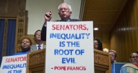 Bernie Sandersau Vatican: ira, ira pas?