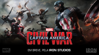 ACTION  Captain America : Civil War ♠