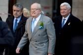 Au lendemain du 1ermai, nouvelles tensions au Front national autour de Jean-Marie Le Pen