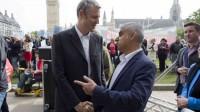 Election à Londres: Khan ou Goldsmith, le maire sera cosmopolite