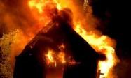 La phrase: «Ceux qui pensent qu'en brûlant nos églises ils vont nous empêcher de continuer de prier, se trompent»