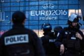 Euro de football: entre jeux et menaces