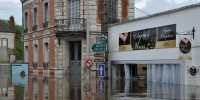 Inondations: un coût d'au moins 600 millions d'euros